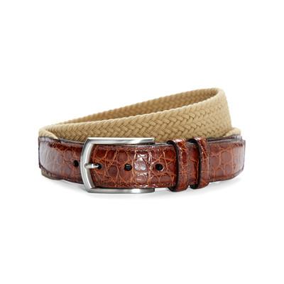 f11102dda7b Men's Leather Belts & Buckles - King Ranch Saddle Shop