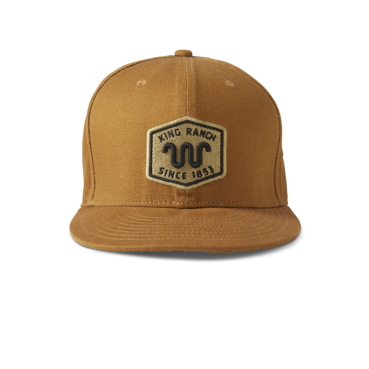 BROWN DUCK HEXAGON CAP