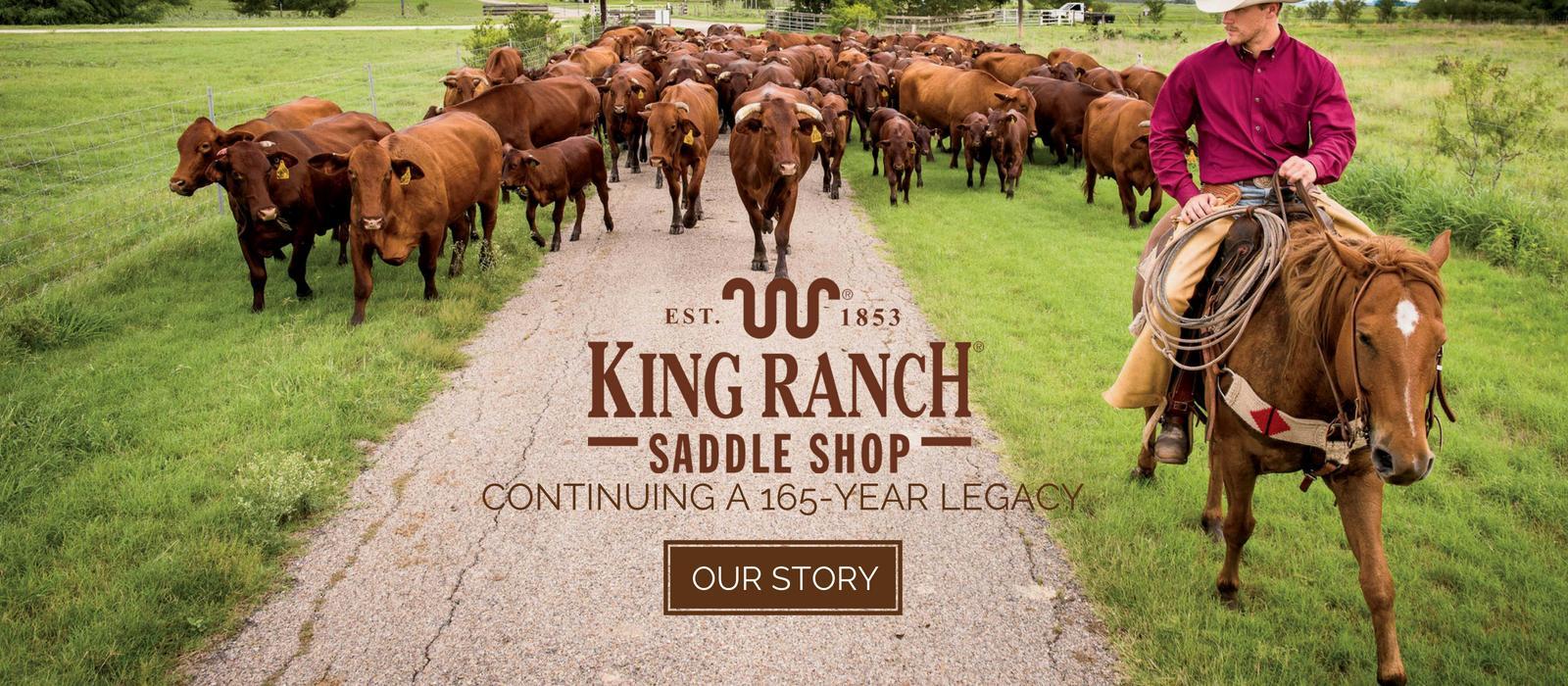 Saddles Boots Apparel Amp More King Ranch Saddle Shop