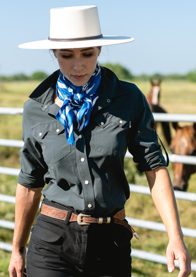 King Ranch women's apparel